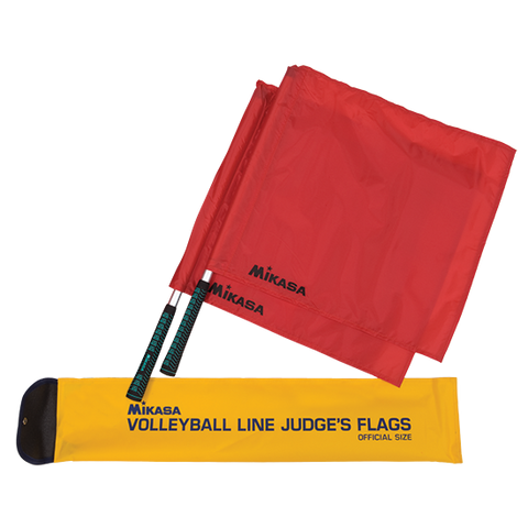 VOLLEYBALL LINESMAN FLAG MIKASA PAIR