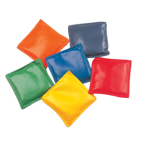 "VINYL BEAN BAG SET OF 12 (4"")"