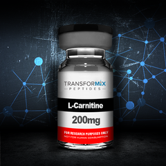L-Carnitine 200mg/ml x 30ml