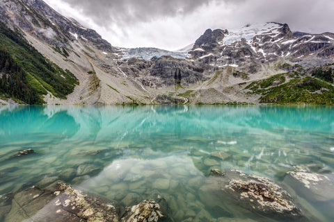 Joffre Lakes Stand Up Paddle Board