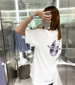 AAPE Barcode Aape Now Tee (White)