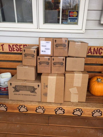 Products Absorbine Visits Second Chance Ranch Dog Rescue
