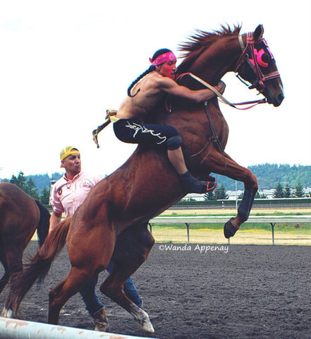 INDIAN RELAY: An Incredible Form of Horse Racing