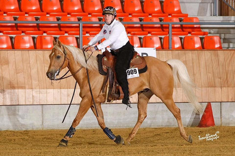 Back Home - Para Reining Champion Heather Smith Para Reining Competition