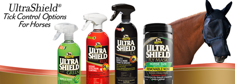 Tick-Borne disease in horses and dogs - UltraShield