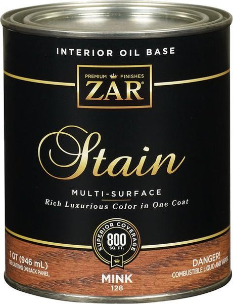 ZAR® Qt Interior Oil Wiping Stain 128