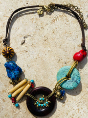 Yellowstone Chunky Necklace