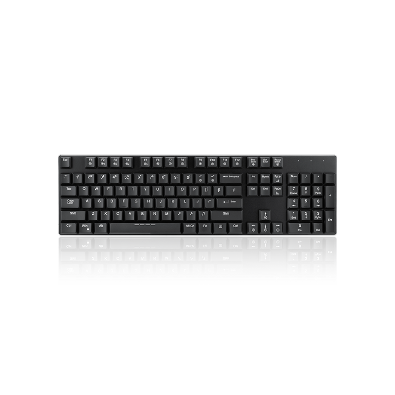 PERIBOARD-328 - Backlit Mechanical Keyboard