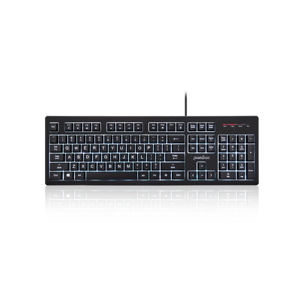 PERIBOARD-329 - Wired Backlit Keyboard