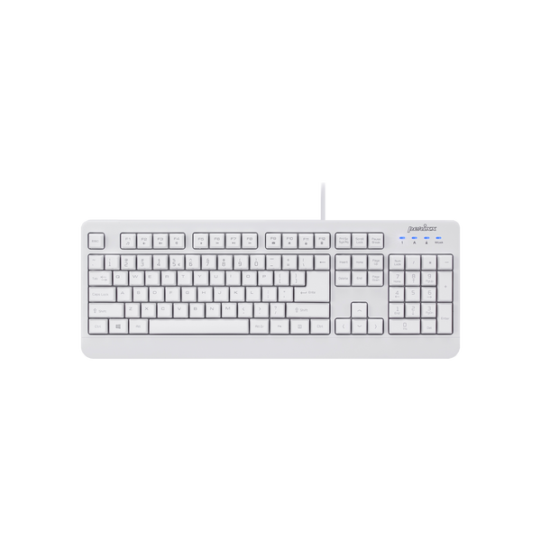 PERIBOARD-517 W - Wired Waterproof Keyboard