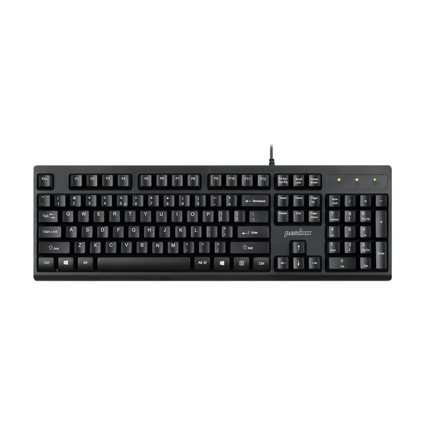PERIBOARD-523 – Wired Waterproof Keyboard