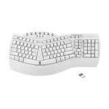 PERIBOARD-612 W - Wireless Ergonomic Keyboard