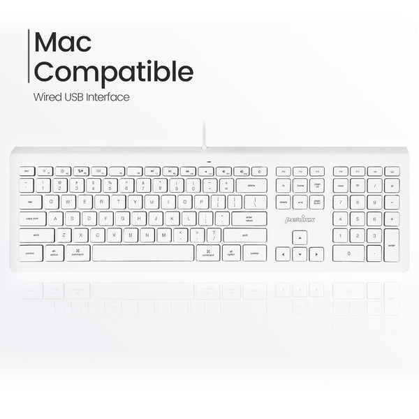 PERIBOARD-323 - Backlit Mac Keyboard