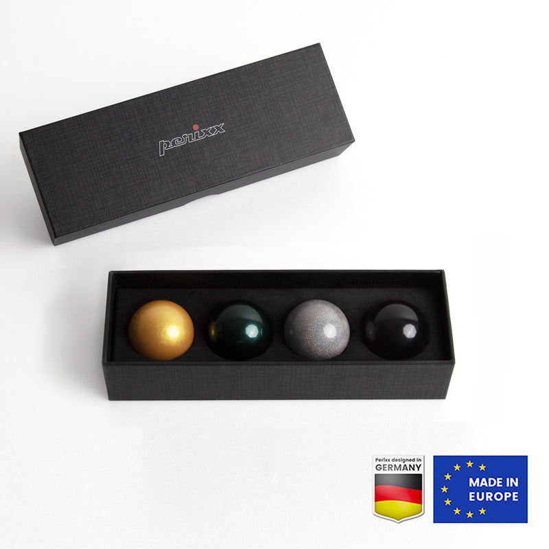 PERIPRO-303 X4B  - Glossy 34mm Trackball Pack