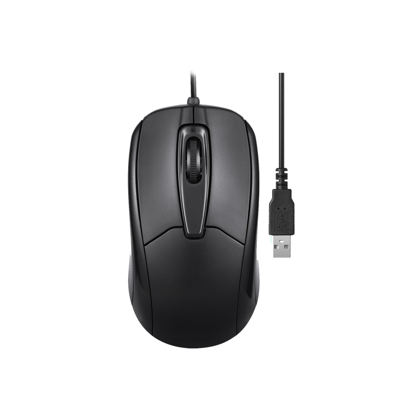PERIMICE-209 U - Wired USB Mouse