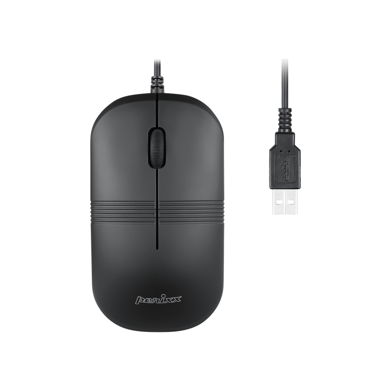PERIMICE-503 B - Wired Waterproof Mouse