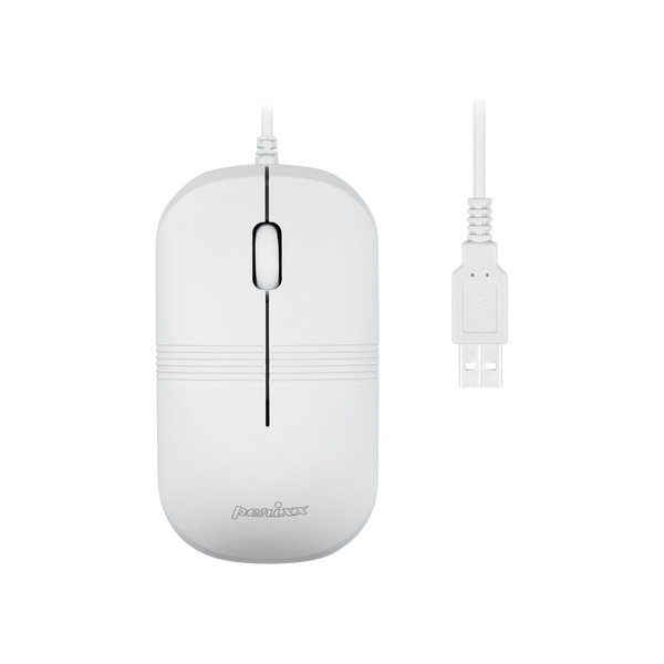 PERIMICE-503 W - Wired Waterproof Mouse