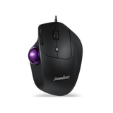 PERIMICE-520 - Ergonomic Trackball Mouse