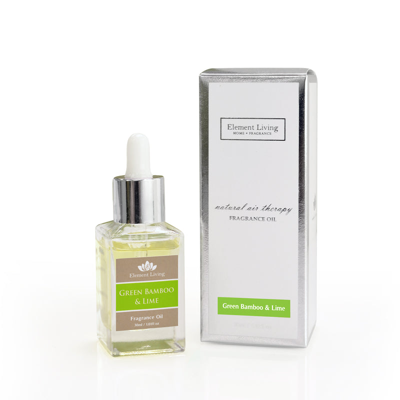 Essential Oil | Green Bamboo & Lime Fragrance Oil 30ml