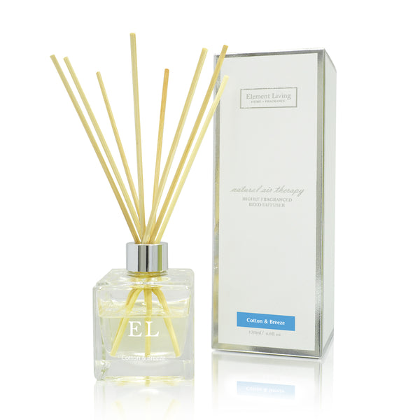 Home Fragrance | Cotton & Breeze Reed Diffuser