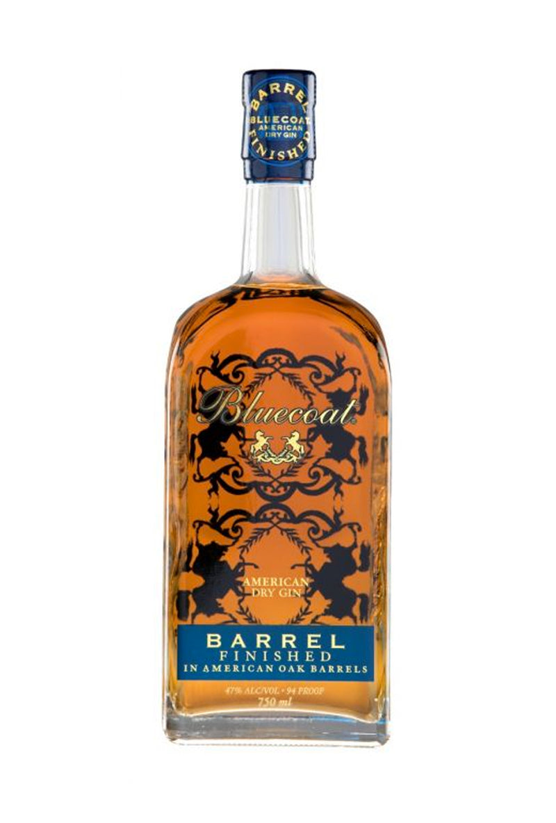 Bluecoat American Barrel Finished Gin 47% 750ml
