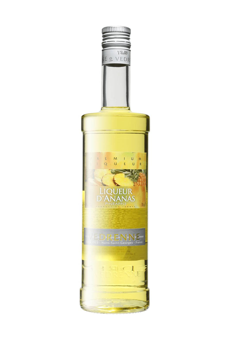 Vedrenne Ananas (Pineapple) 18% 700ml