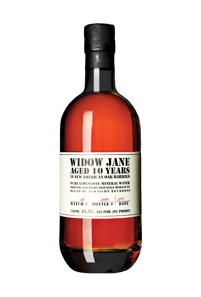 Widow Jane Bourbon 10 Yrs 45.5% 750ml