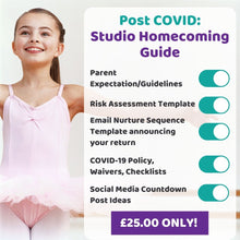 Load image into Gallery viewer, Post Covid- Studio Homecoming Guide