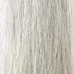 Y.J Tails Light Grey Rubber Top Horse Hair Tail Extension 1Lb 34-36 inches G3