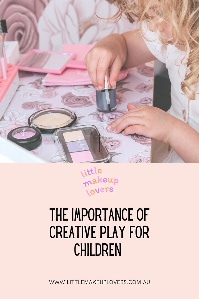 The importance of creative play for children