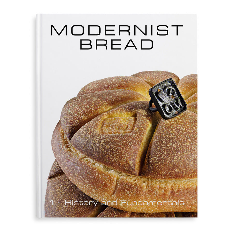 Modernist Bread cookbook volume 1