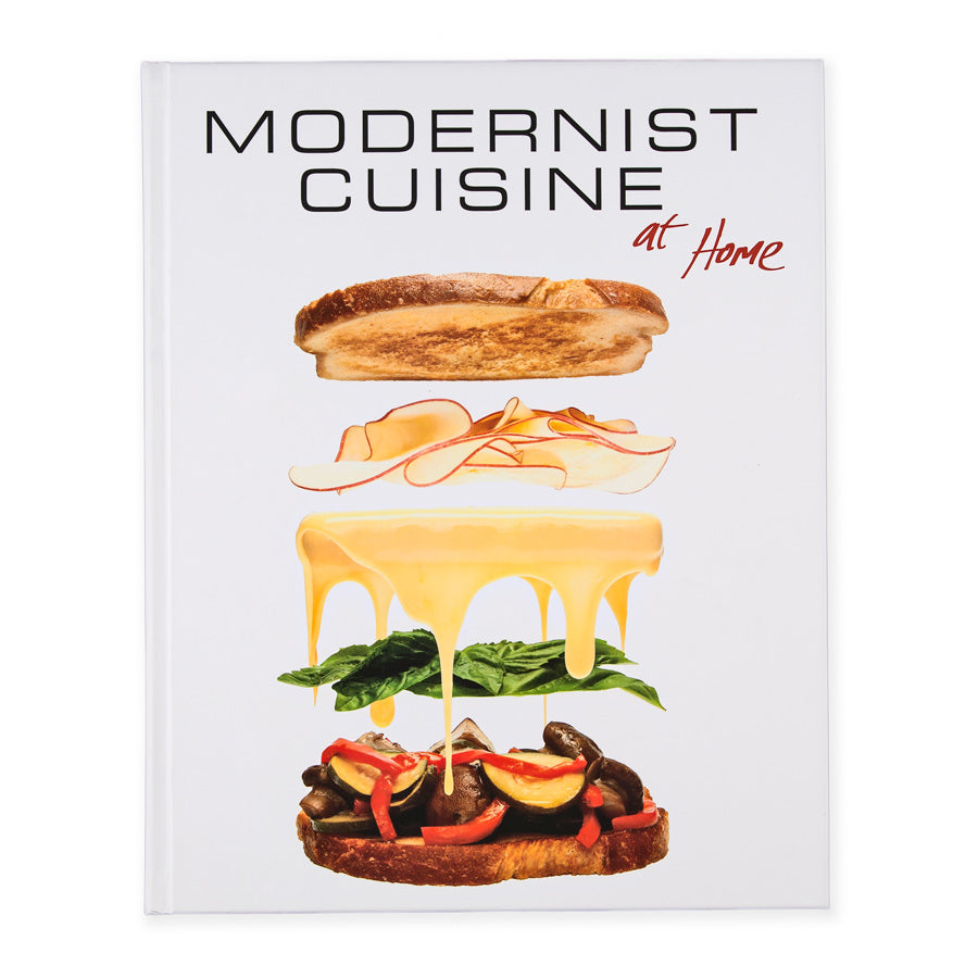 Modernist Cuisine at Home cookbook