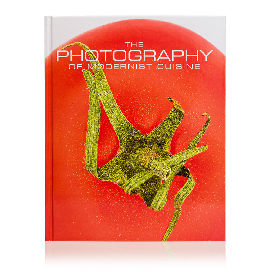 The Photography of Modernist Cuisine coffee table book
