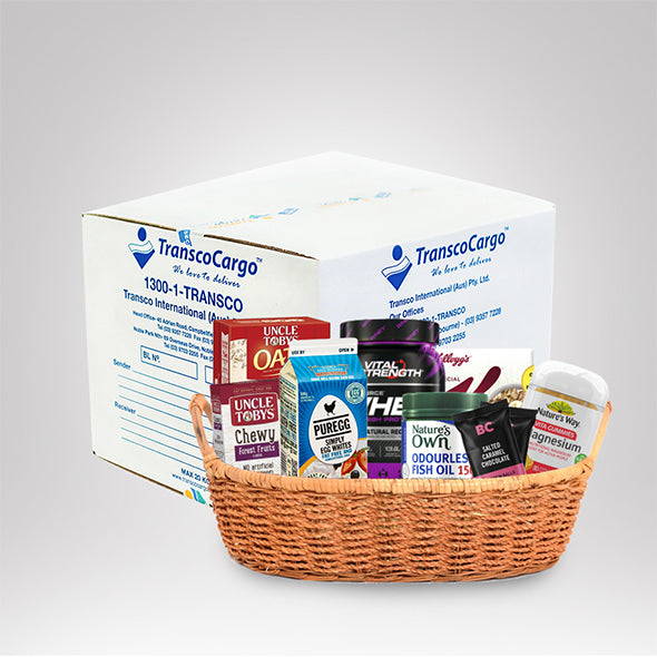 Aussie Health & Fitness Hamper