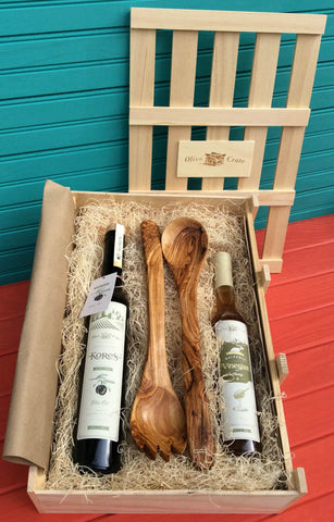 Have your salad and eat it too Gift Crate!