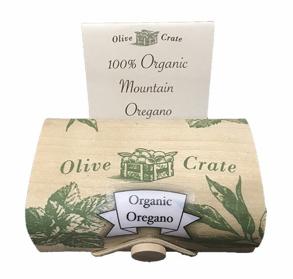 Organic Greek Mountain Oregano