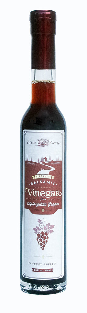 100% Organic Balsamic Vinegar from St. George's Grapes