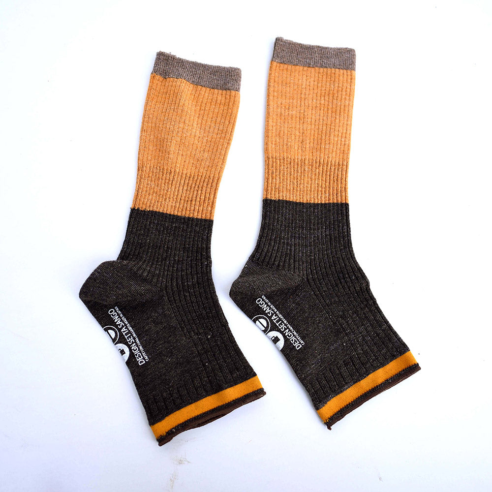 Socks - brown