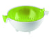 Guzzini My Kitchen - Spin&Drain - Apple Green Bowl & Colander