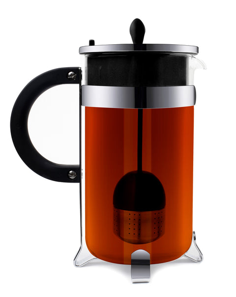 Vialli Design AMO Glass Teapot with Infuser 1.0L