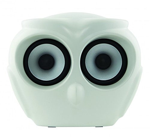 aOwl Bluetooth Speaker by Kreafunk- White