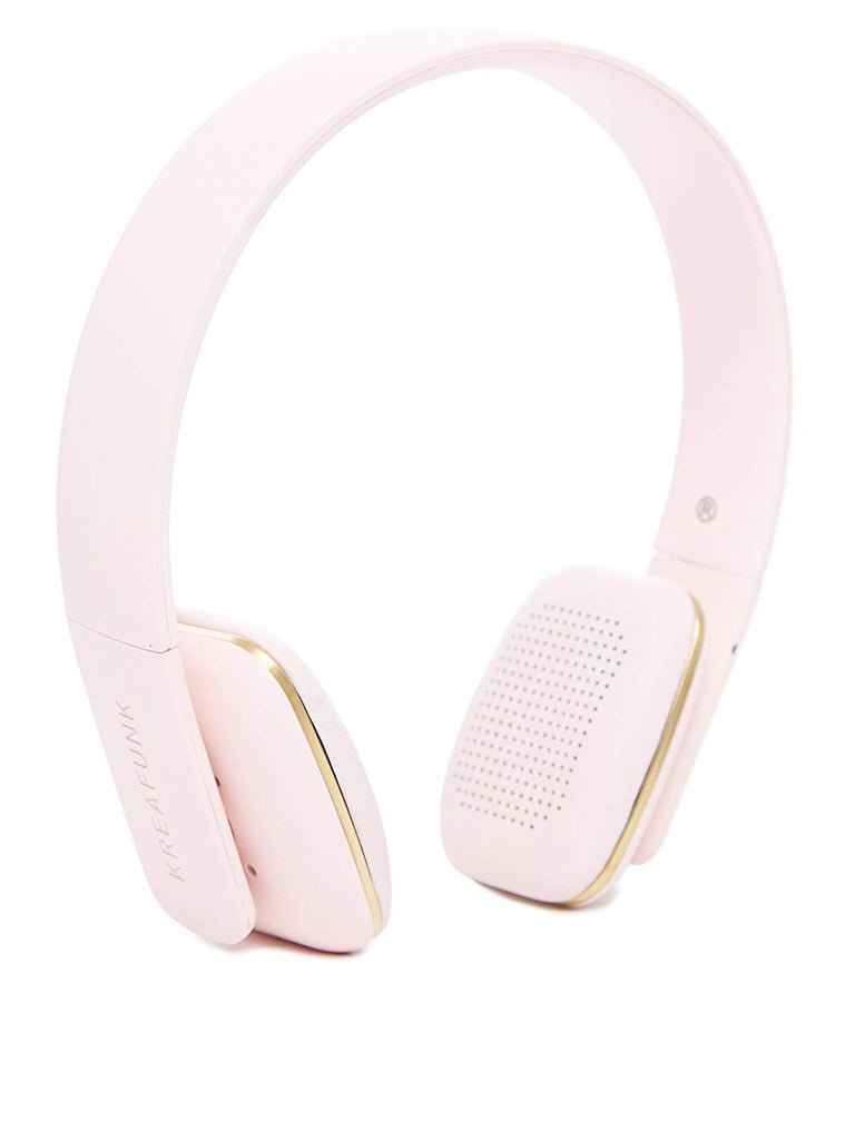 Kreafunk aHEAD Wireless Radio Headset - Dusty Pink