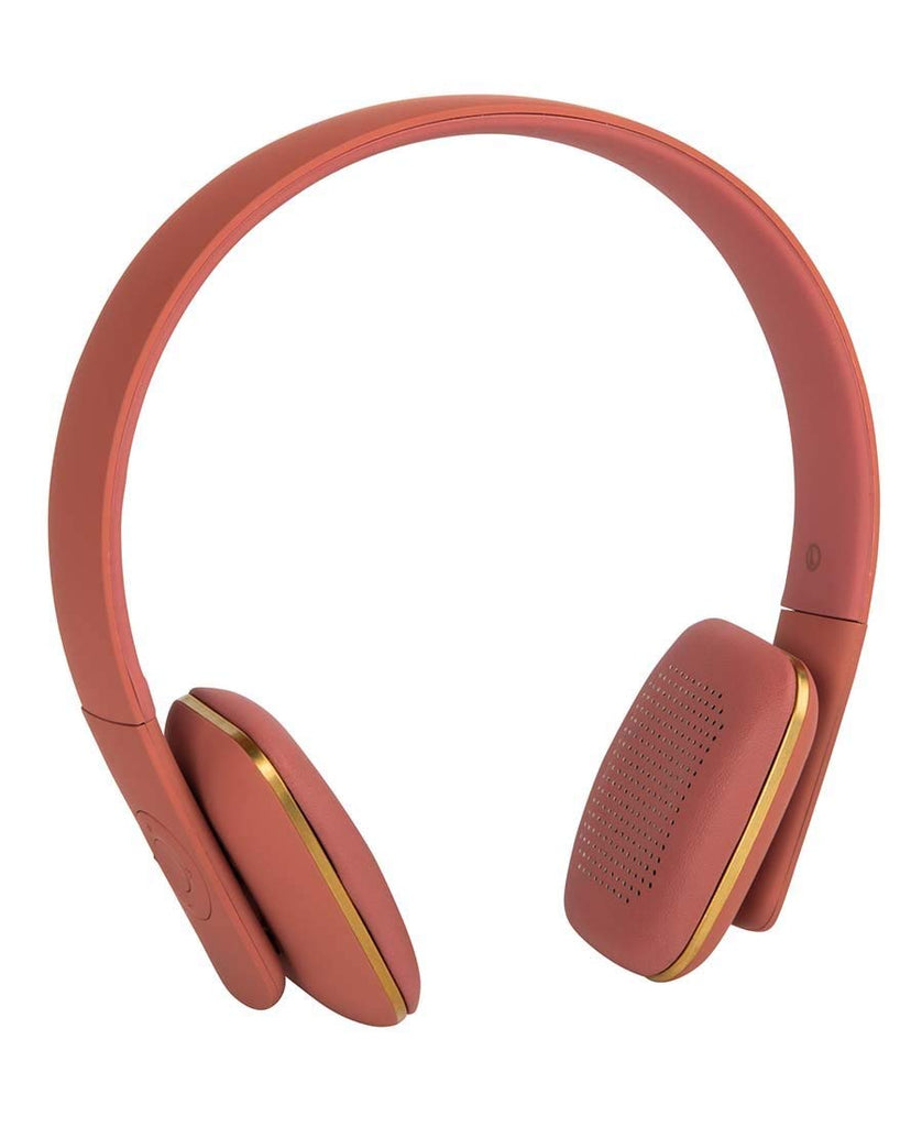 Kreafunk aHEAD Wireless Radio Headset - Soft Coral