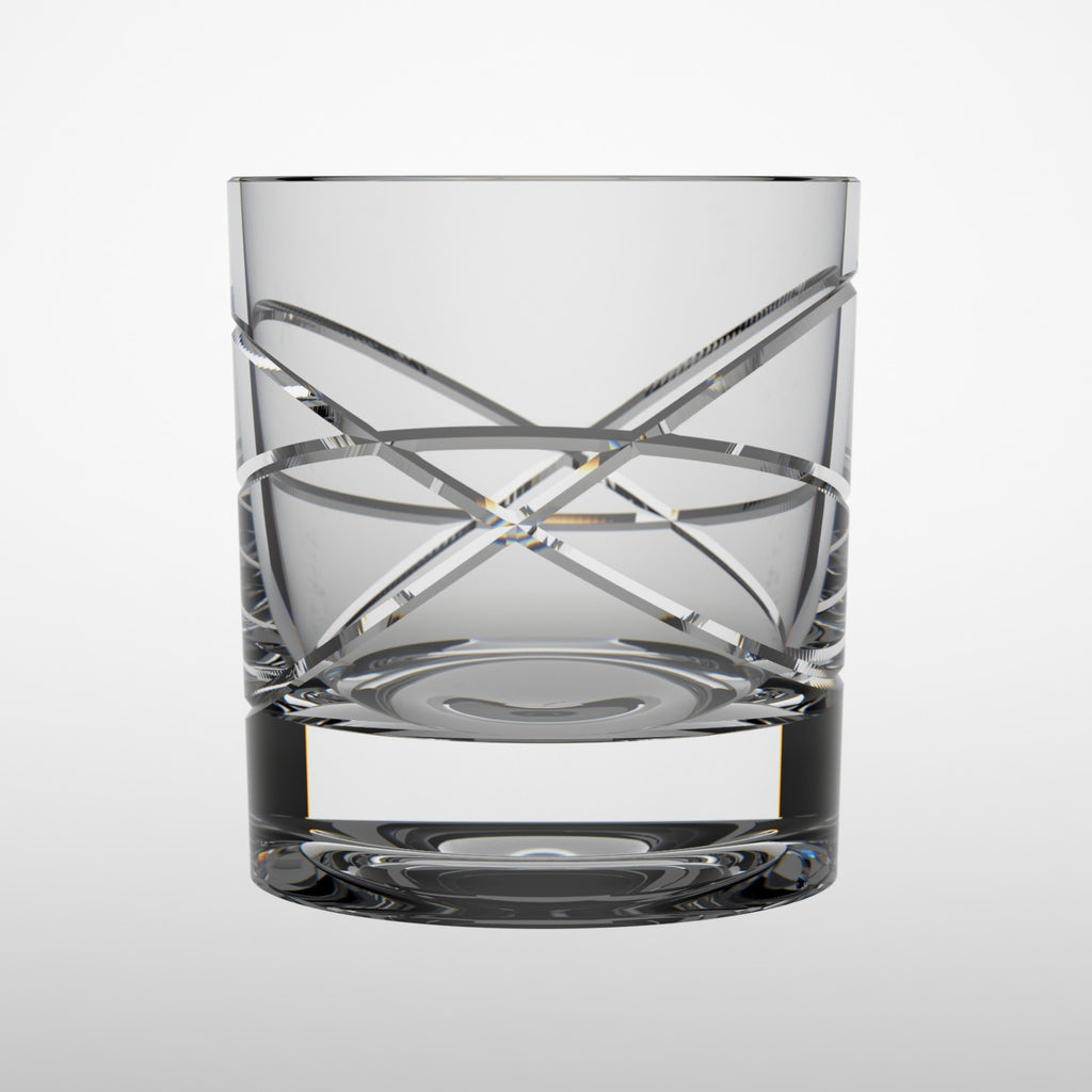 "Shtox ""005"" Tumbler Crystal with Rotating Pattern by Shtox"