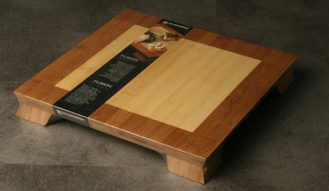 FUSION chopping board, platter, serving board 29x29 cm