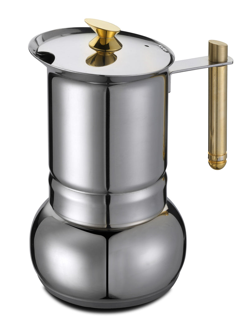 GAT Amore Stove Top Italian Espresso Coffee Maker Pot Induction