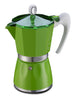 GAT Bella Stovetop Espresso Coffee Maker in multiple colours! Made In Italy!