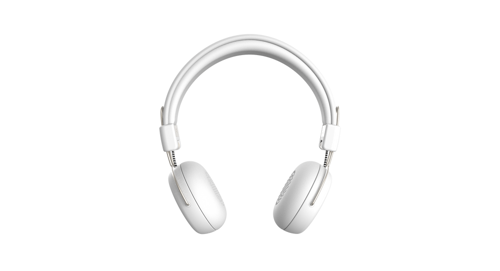 Kreafunk aWear White Headphones