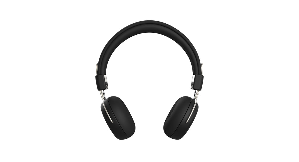 Kreafunk aWear Black Headphones