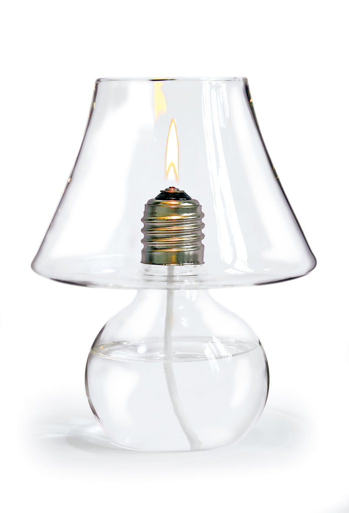 LuxLIGHT oil lamp by Opossum Design